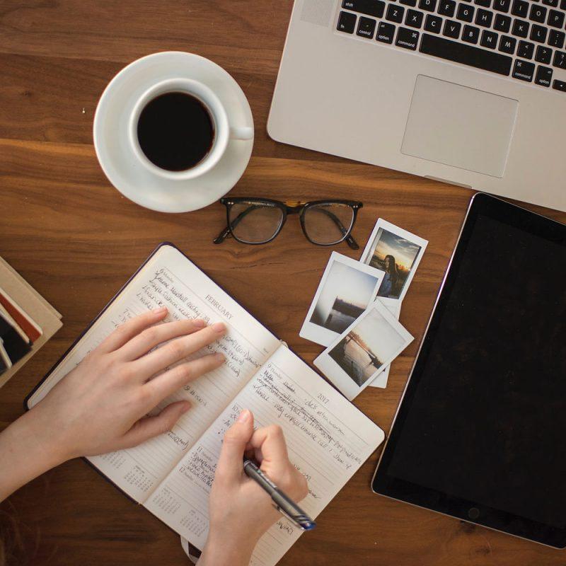 Bloggen är en marknadsföringsplats
