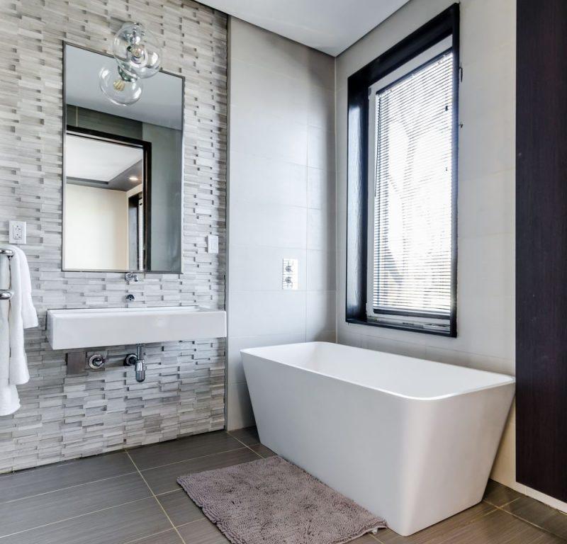 Välj rätt material vid badrumsrenovering
