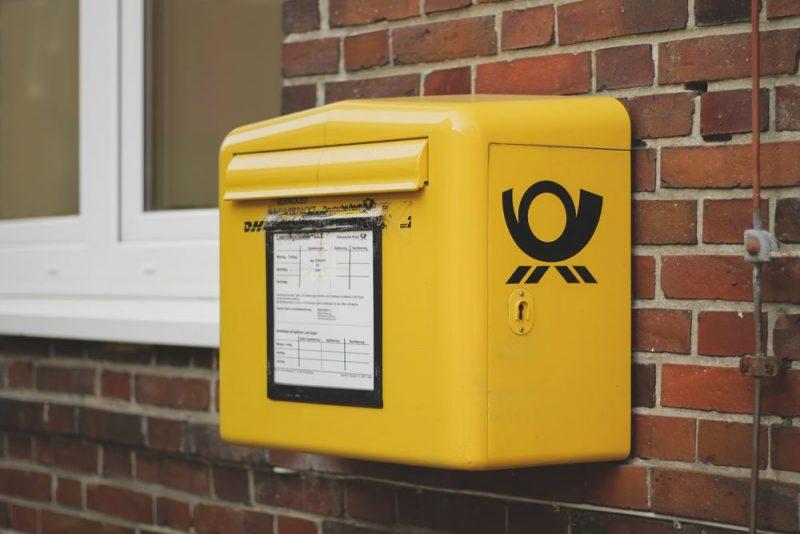 Skicka paket med DHL